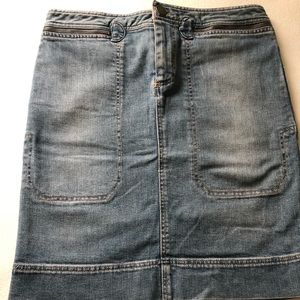 Marc Jacobs denim skirt